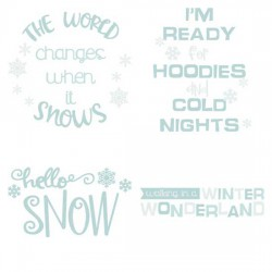 Hello Winter - Greetings - CS