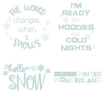 Hello Winter - Greetings - CS