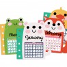 Calendar Animals - Planner Dividers - CP -  - Sample 1