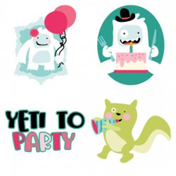 Yeti to Party - CS