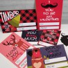 Channel The Flannel - Love Valentines - PR -  - Sample 1