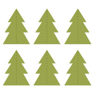 Channel The Flannel - Tree - CP