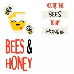 We Go Together - Bees and Honey - GS