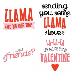 Llama Love - Sentiments - GS