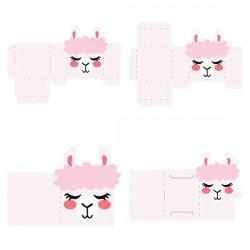 Llama Love - CP