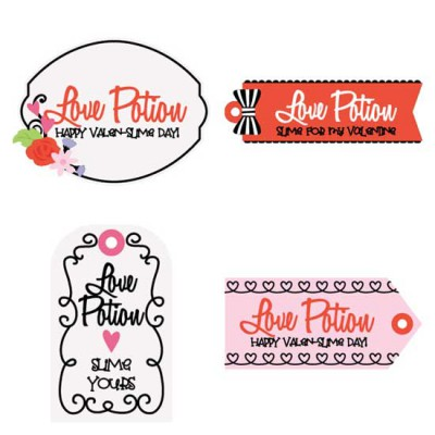 Love Potion - Slime - CS