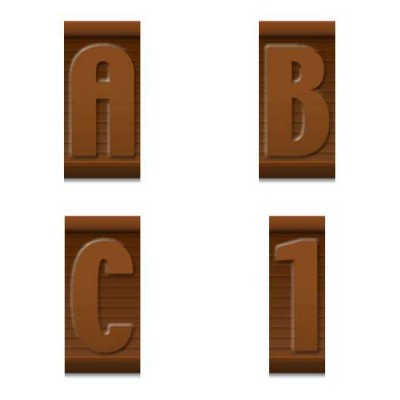 Chocolate Bar - AL