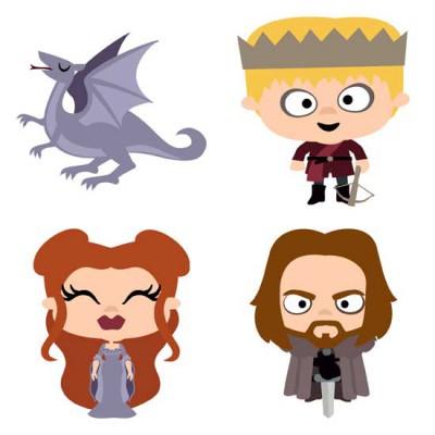 Royal Thrones - GS