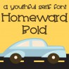 PN Homeward Bold - FN -  - Sample 2