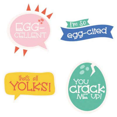Egg-cellent - Puns - CS