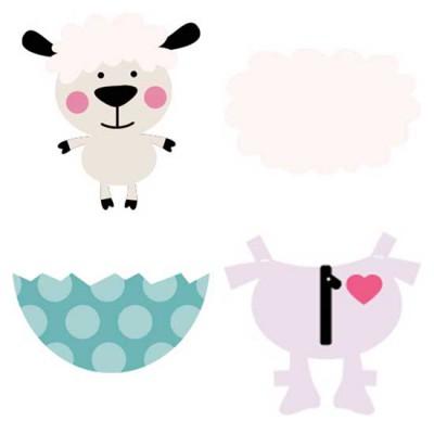 Baby Lamb - CS
