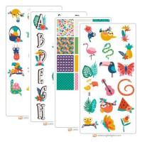 Rainforest Soiree - Graphic Bundle