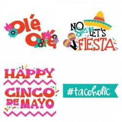 Fiesta Olé - Phrases - CS