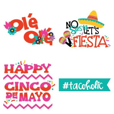 Fiesta Olé - Phrases - CS