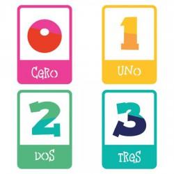Fiesta Olé - Flashcards - CS