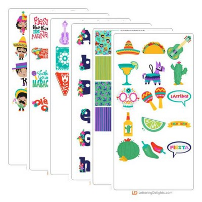 Fiesta Olé - Graphic Bundle