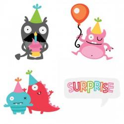 Little Monsters Party - CS