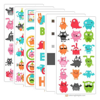 Little Monsters - Graphic Bundle