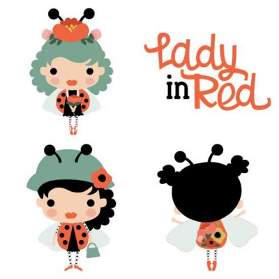Lady in Red - CS