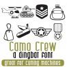 DB Camo Crew - DB -  - Sample 2