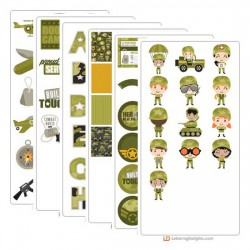 Camo Crew - Graphic Bundle