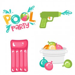 Pool Party - GS