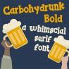 PN Carbohydrunk Bold - FN -  - Sample 2