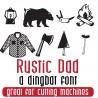 DB Rustic Dad - DB -  - Sample 2