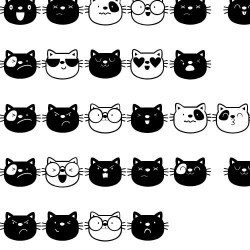 DB Emoticat - DB