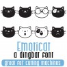 DB Emoticat - DB -  - Sample 2