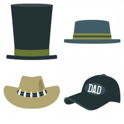 Hats Off To Dad - CS