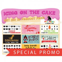 Icing on the Cake - Promotional Bundle