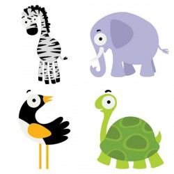 Funky Zoo - CS