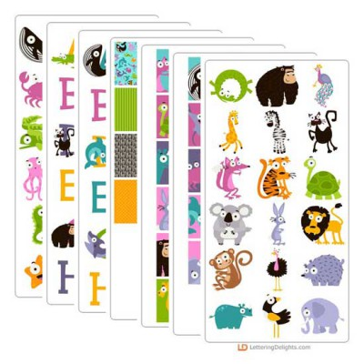Funky Zoo - Graphic Bundle