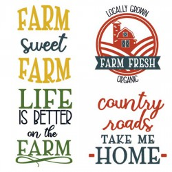 Farmhouse - Phrases - CS