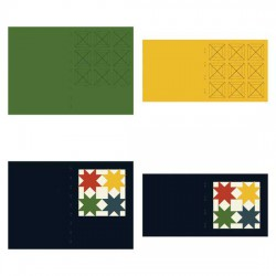 Farmhouse - Amish Quilt - Cards - CP