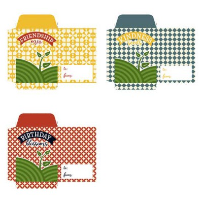 Farmhouse - Seed Packet - PR