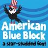 ZP American Blue Block - FN -  - Sample 2