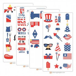 Contempo Independence Day - Cut Bundle