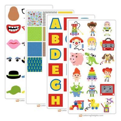Toyland - Graphic Bundle