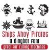 DB Ships Ahoy Pirates - DB -  - Sample 2