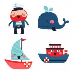 Ships Ahoy - GS