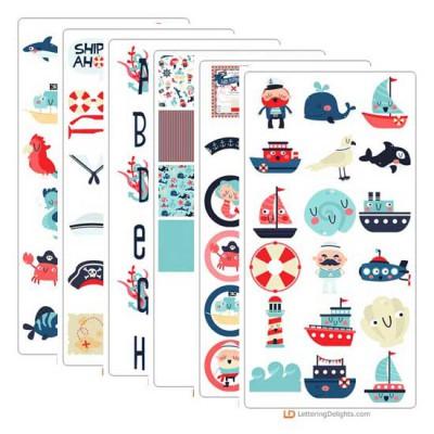 Ships Ahoy - Graphic Bundle