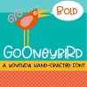 PN Gooney Bird Bold - FN -  - Sample 2