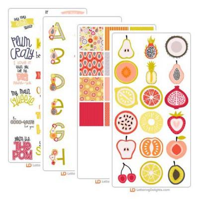 Fruitilicious - Graphic Bundle