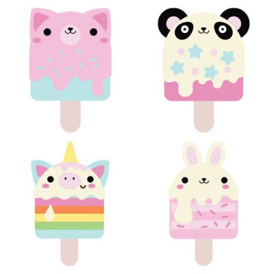 Kawaii-sicles - CS