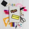 K Pop School - Words - GS -  - Sample 1