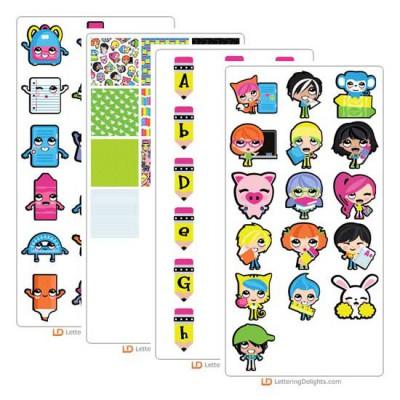 K Pop School - Graphic Bundle