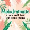 PN Melodramatic - FN -  - Sample 2