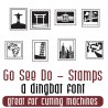 DB Go See Do - Stamps - DB -  - Sample 2
